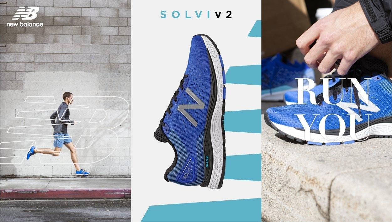 New Balance Solvi