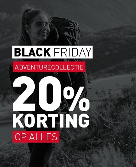 black friday adventurecollectie