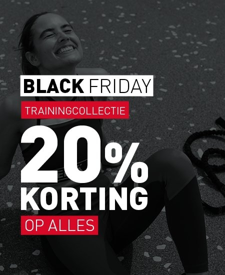 black friday trainingcollectie