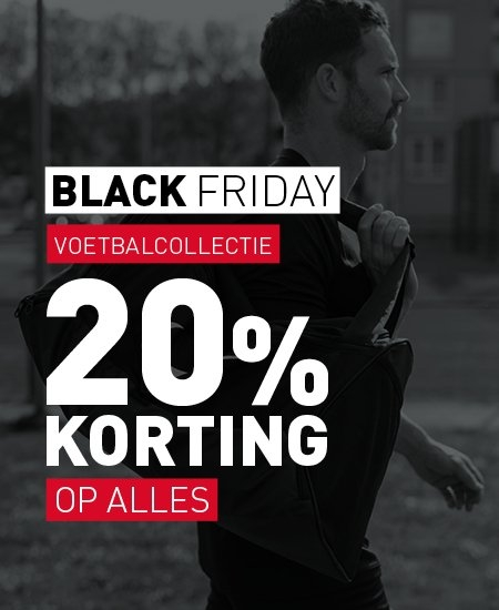 black friday voetbalcollectie