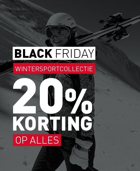 black friday wintersportcollectie