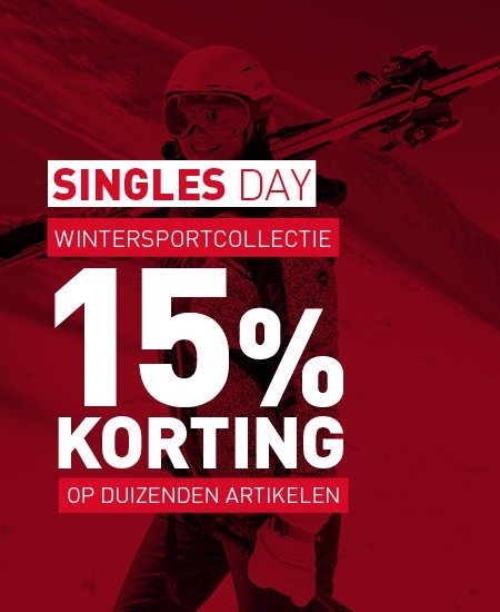 Singles Day wintersportcollectie
