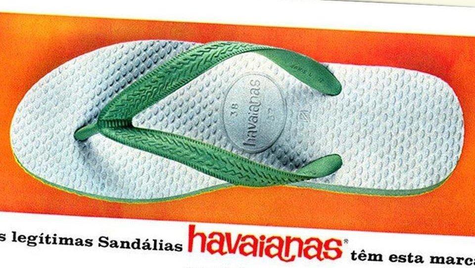 havaianas verdes
