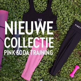 pink soda training