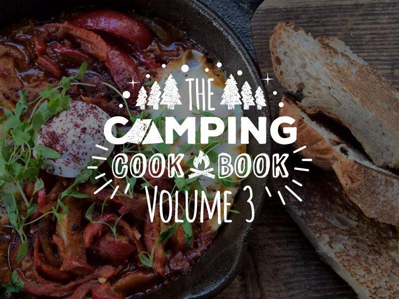Camping Cookbook Volume 3