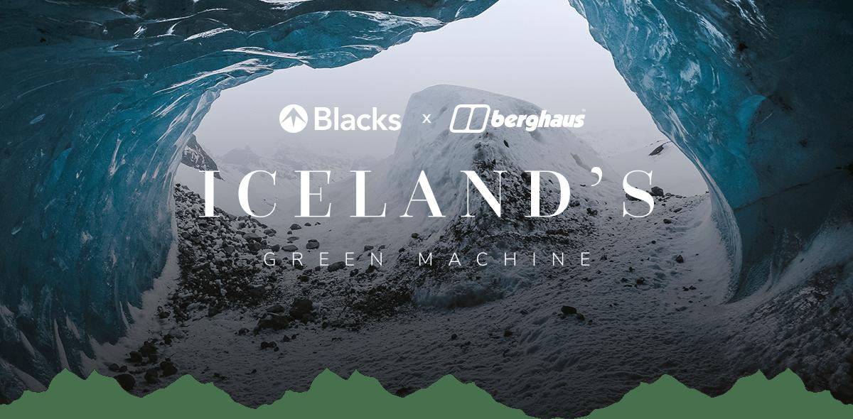 Iceland's Green Machine