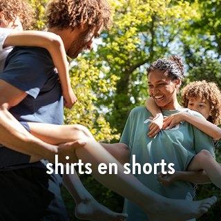 Shirts en shorts