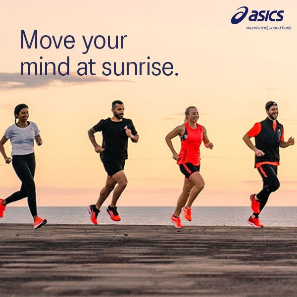 ASICS find your perfect shoe