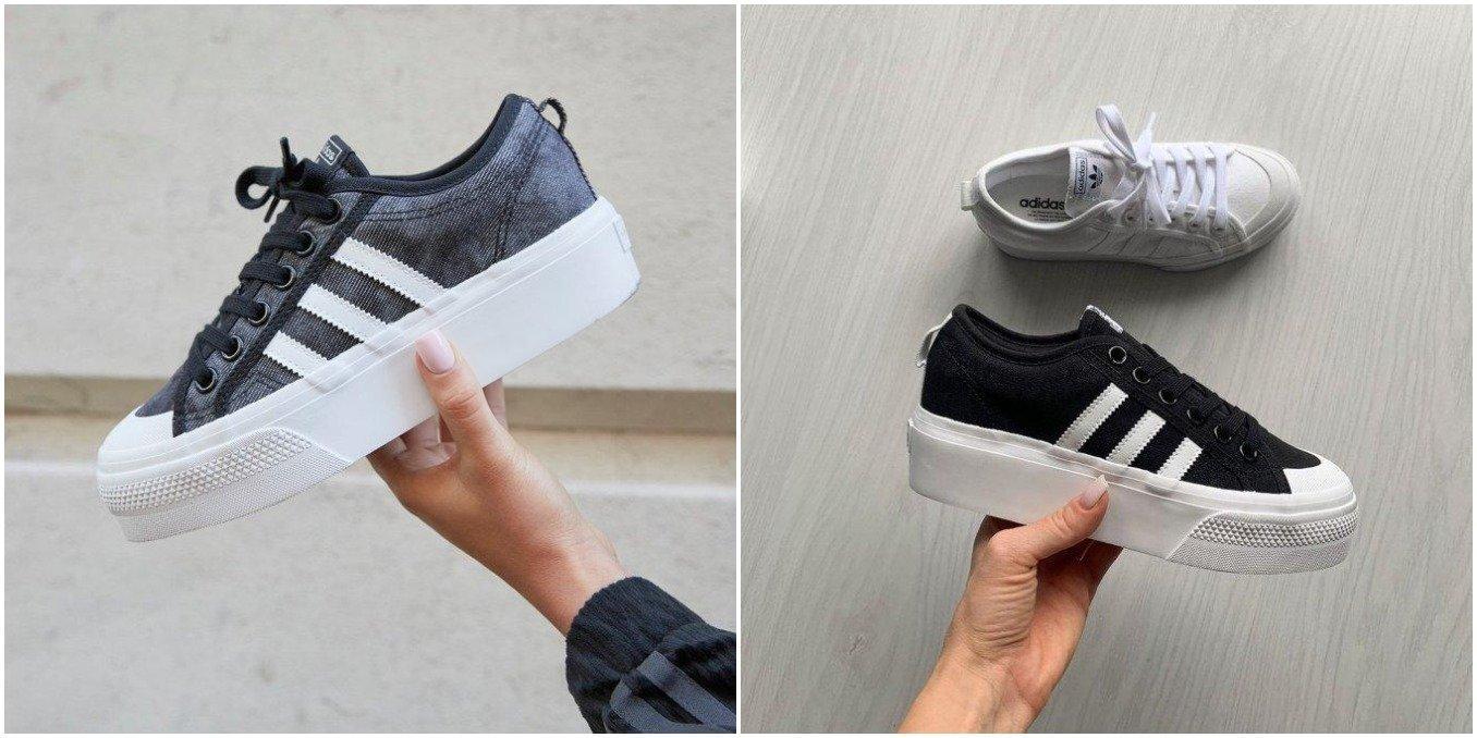 adidas Originals Nizza Platform