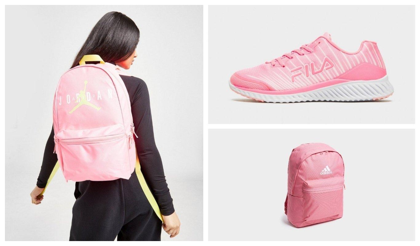 adidas, Jordan, Fila