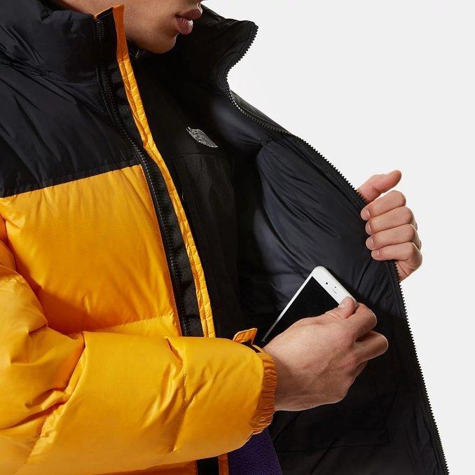 The North Face Pocket Nuptse casacos