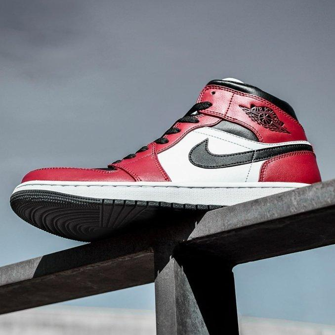 Sneakers de primavera Jordan Air 1 Mid