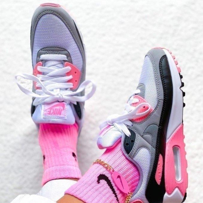 Nike Air Max 90 cor-de-rosa