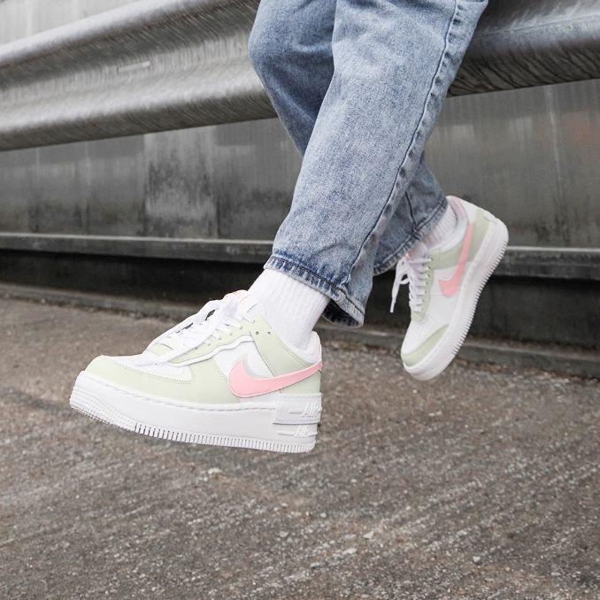 Nike Air Force 1 Shadow sapatilhas com plataforma