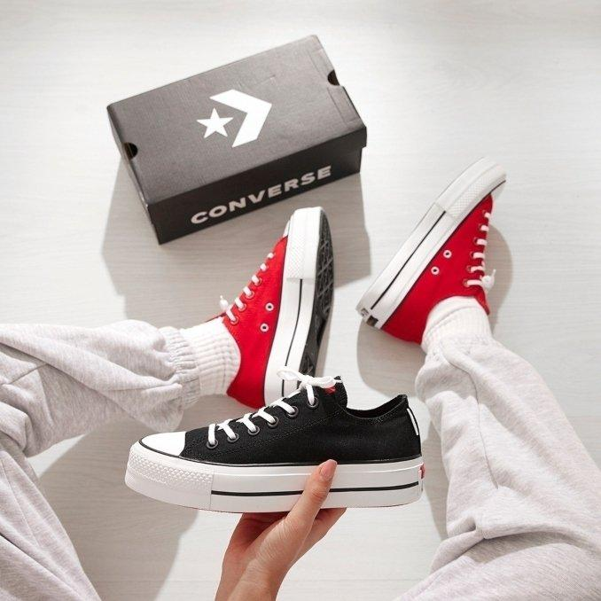 sneakers di primavera:converse All Star Lift