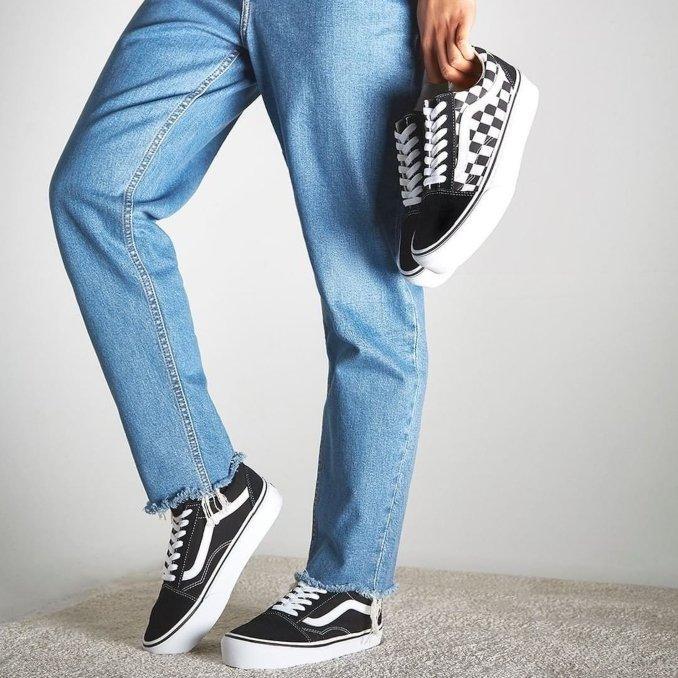 sneakers di primavera:converse Vans Old Skool Platform