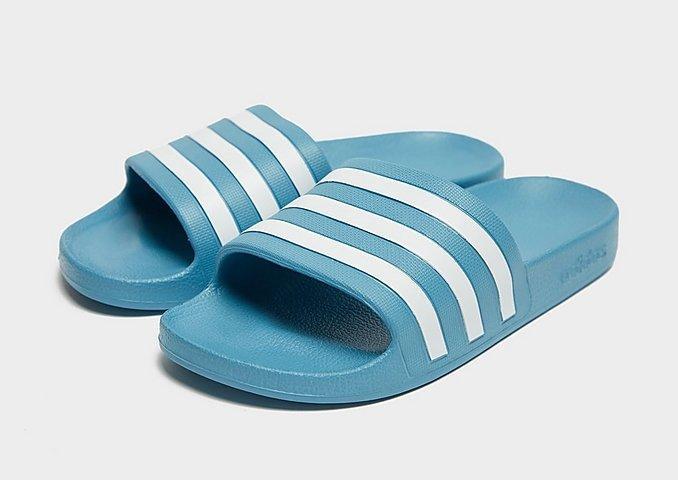 adidas Adilette in azzurro
