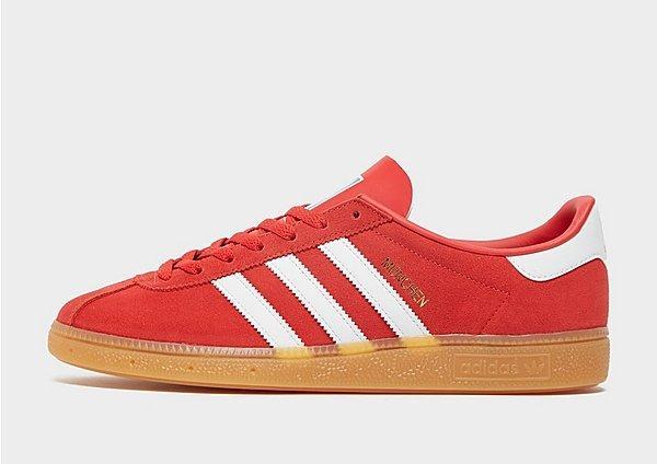 Adidas munchen vermelhas
