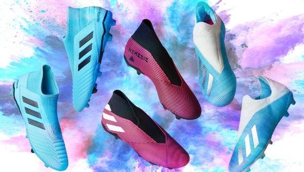 adidas herenzaalvoetbal schoenen