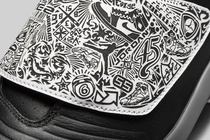 Air Jordan XX Details