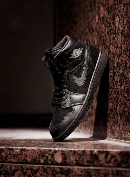Air Jordan 1 nero