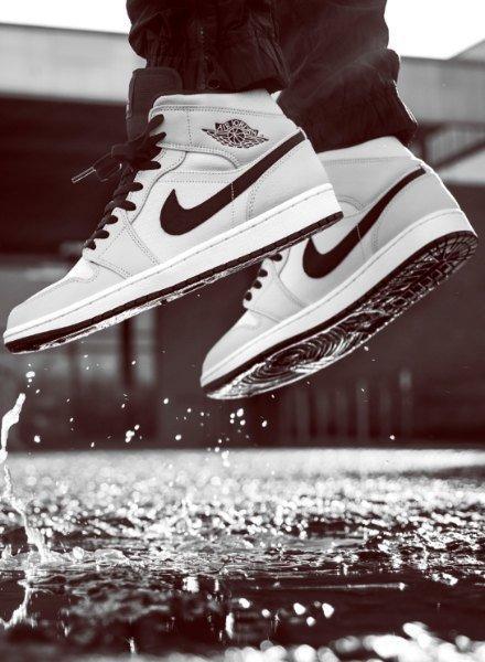 Air Jordan 1 bianco