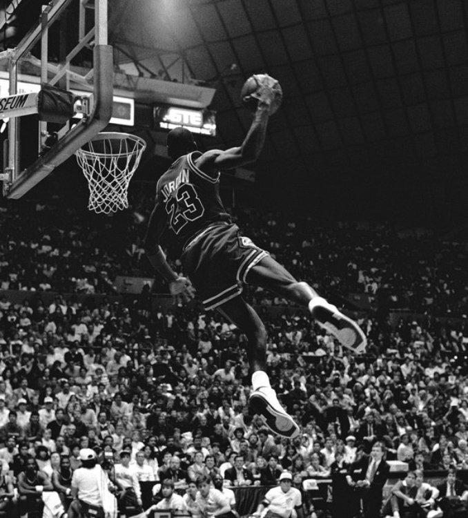 Air Jordan II Dunk Michael Jordan