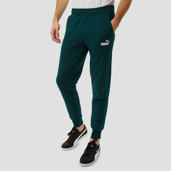 Joggingbroek Groen.Puma No 1 Joggingbroek Groen Heren Aktiesport