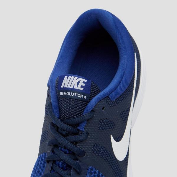 Nike Revolution 4 Hardloopschoen voor heren (EU) Blauw
