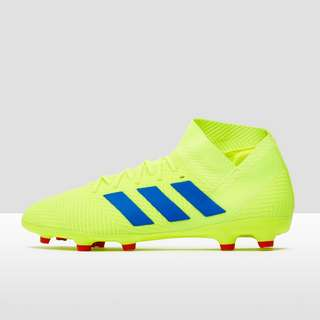 gele adidas voetbalschoenen