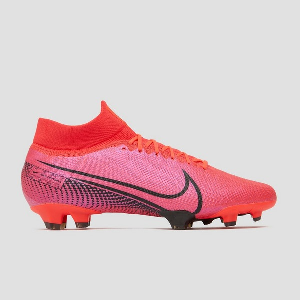 NIKE MERCURIAL SUPERFLY 7 PRO DF FG VOETBALSCHOENEN ROOD