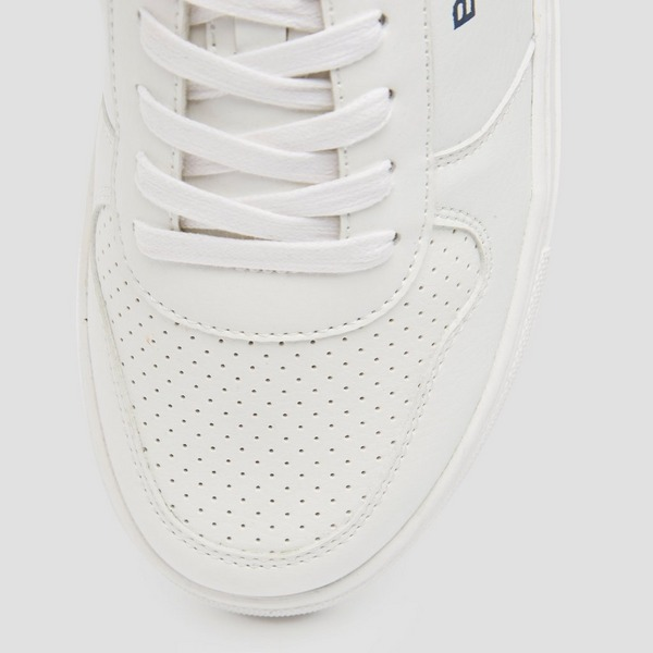 BJORN BORG T220 LOW TMP SNEAKERS WIT HEREN