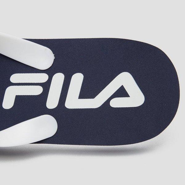 FILA SEABREEZE SLIPPERS BLAUW/WIT HEREN