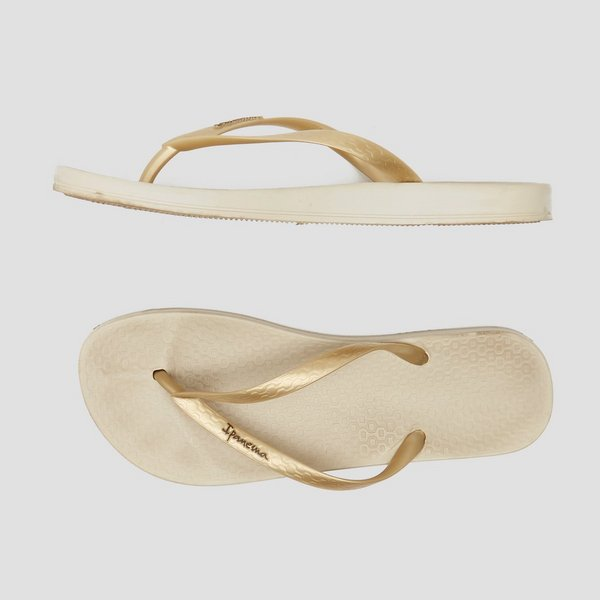 IPANEMA ANATOMIC TAN SLIPPERS BEIGE DAMES