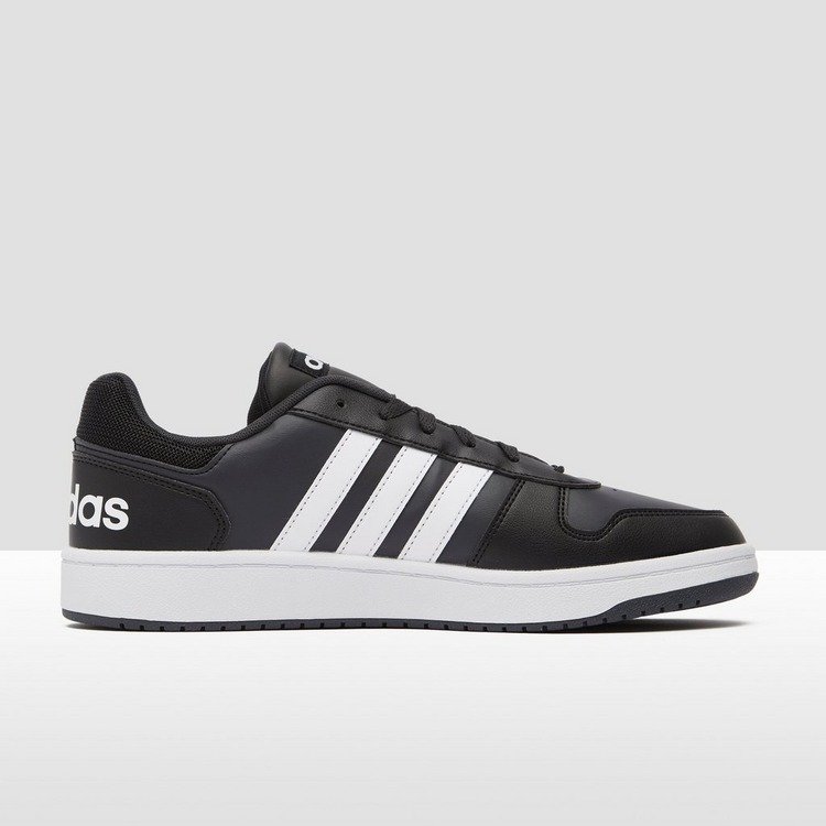 ADIDAS HOOPS 2.0 SNEAKERS ZWART HEREN