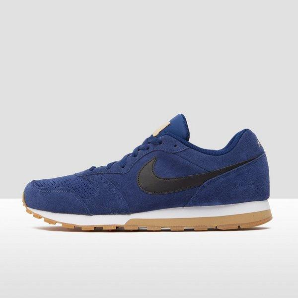 huge discount f731f 7da5e NIKE MD RUNNER 2 SUEDE SNEAKERS BLAUW HEREN