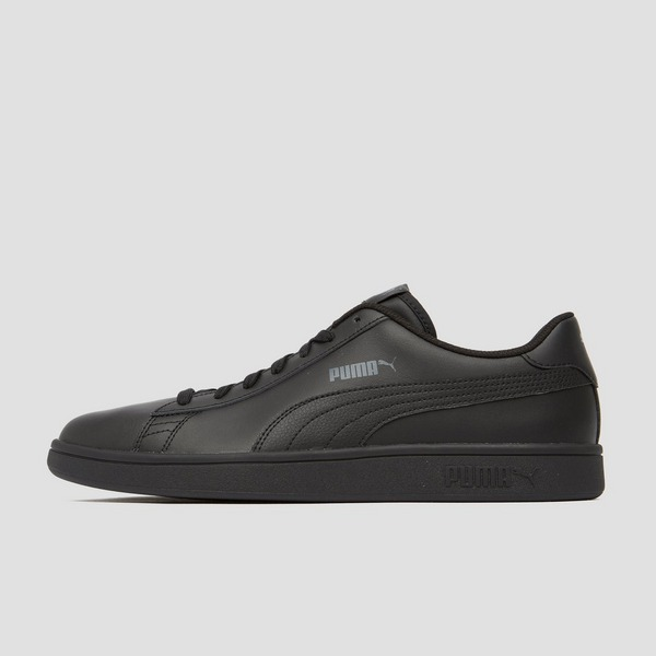 PUMA SMASH V2 SNEAKERS ZWART HEREN