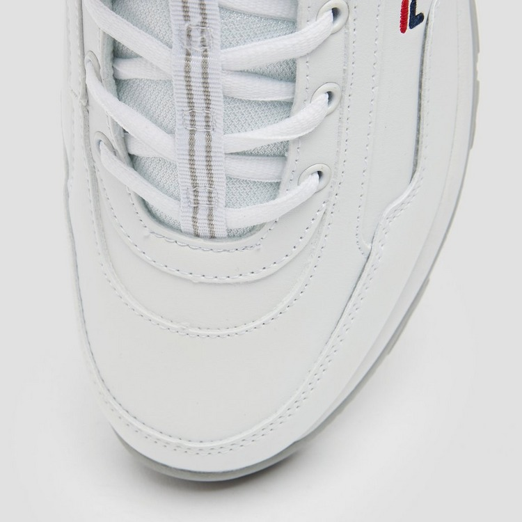 FILA CHUNKY STACK LOW SNEAKERS WIT HEREN