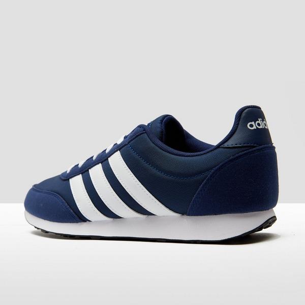 adidas blauw wit