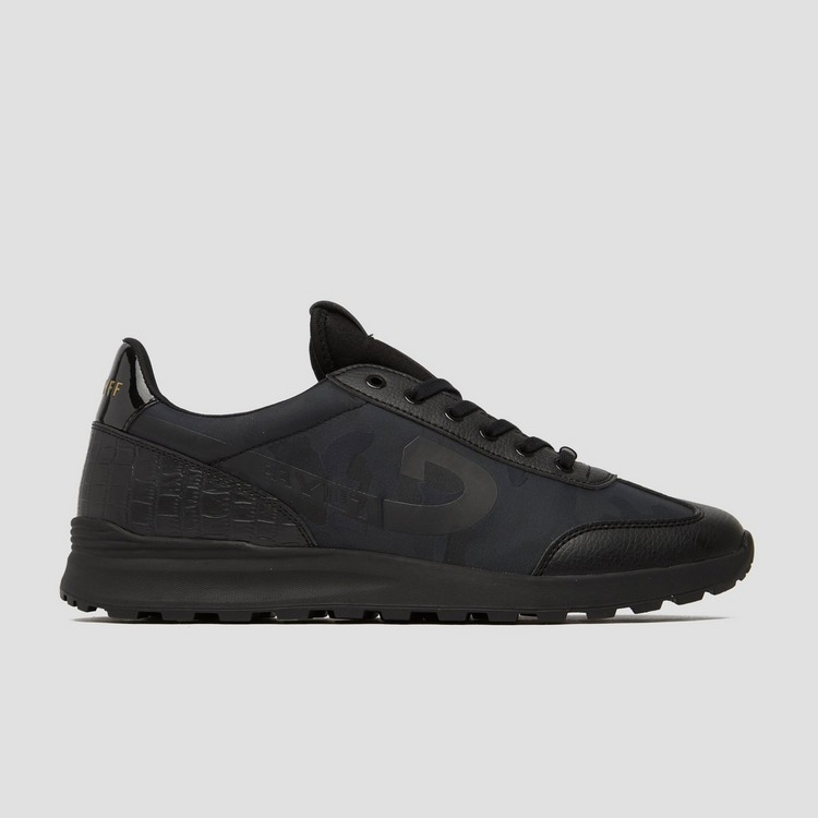 CRUYFF CYCLONE SNEAKERS ZWART HEREN