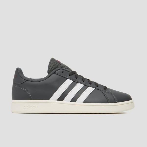 ADIDAS GRAND COURT BASE SNEAKERS GRIJS HEREN