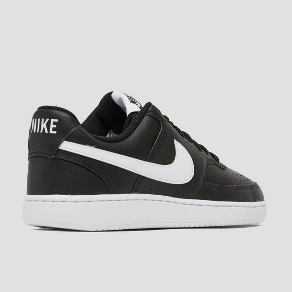 NIKE COURT VISION LOW SNEAKERS ZWART HEREN | Aktiesport
