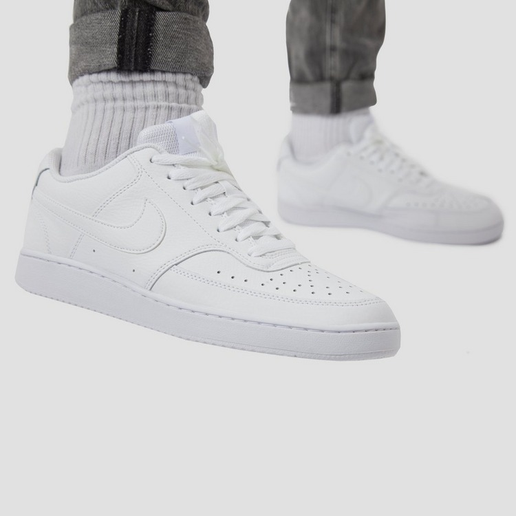 NIKE COURT VISION LOW SNEAKERS WIT HEREN