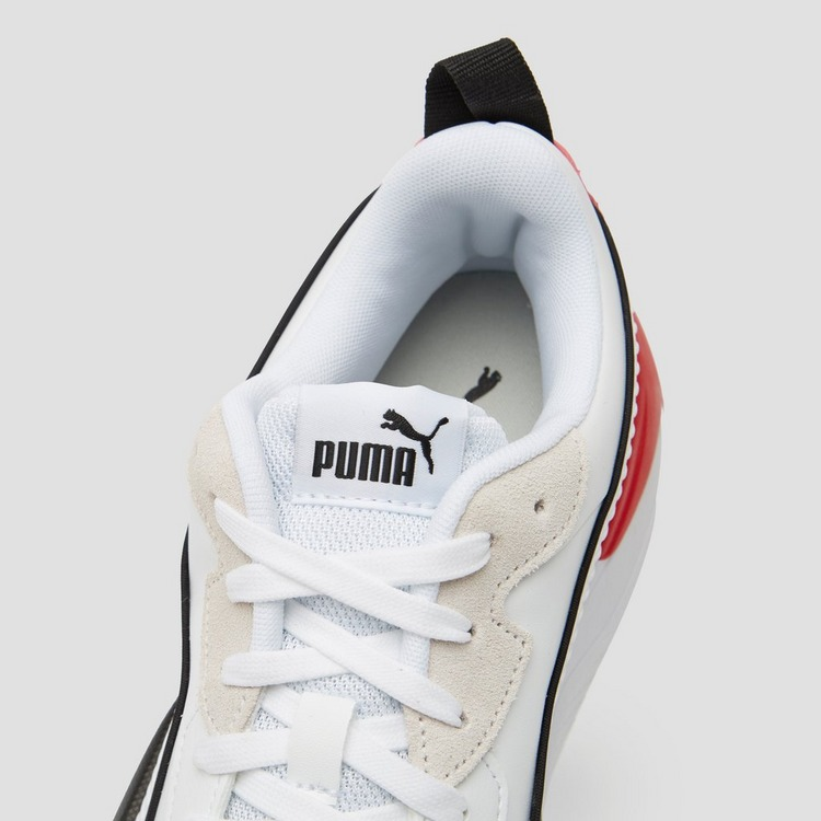 PUMA X-RAY GAME SNEAKERS WIT/ROOD HEREN