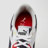 PUMA R78 FUTURE SNEAKERS WIT/BLAUW HEREN