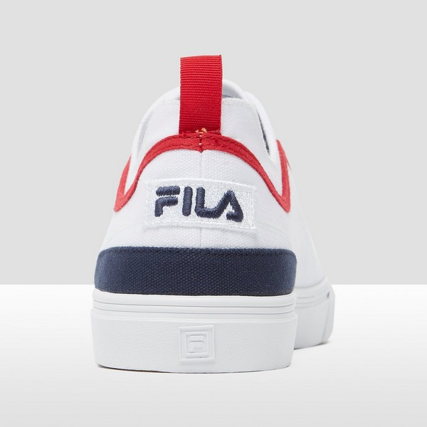 FILA DSR CANVAS SNEAKERS WIT HEREN