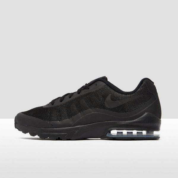 nike air max invigor sneakers zwart heren