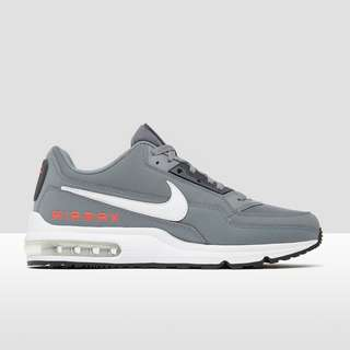 NIKE AIR MAX LTD 3 SNEAKERS GRIJS/ROOD HEREN