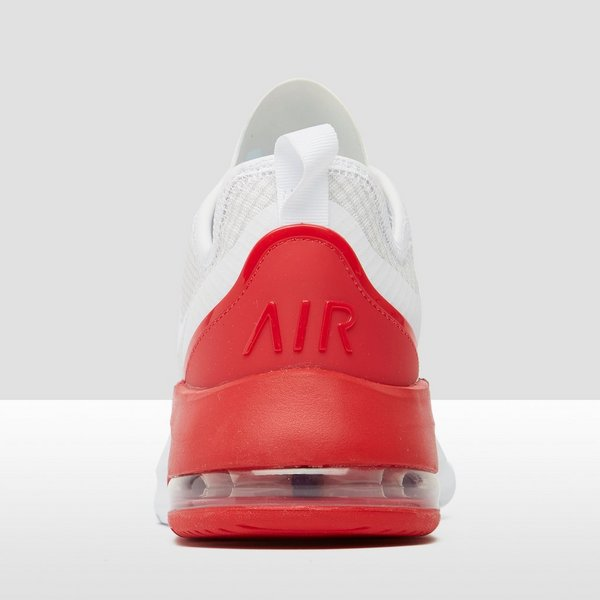 NIKE AIR MAX MOTION 2 SNEAKERS WIT/ROOD HEREN