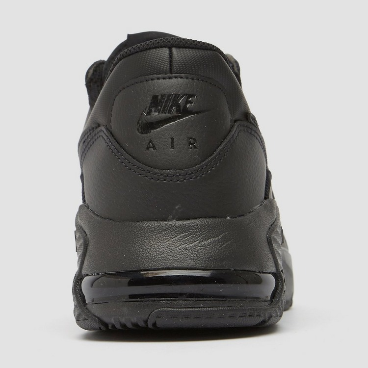NIKE AIR MAX EXCEE LEATHER SNEAKERS ZWART HEREN